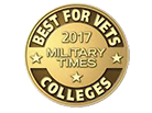 Best for Vets Colleges, 2017 Military Times
