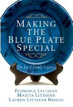 Blue Plate Special - Lauren Briggs