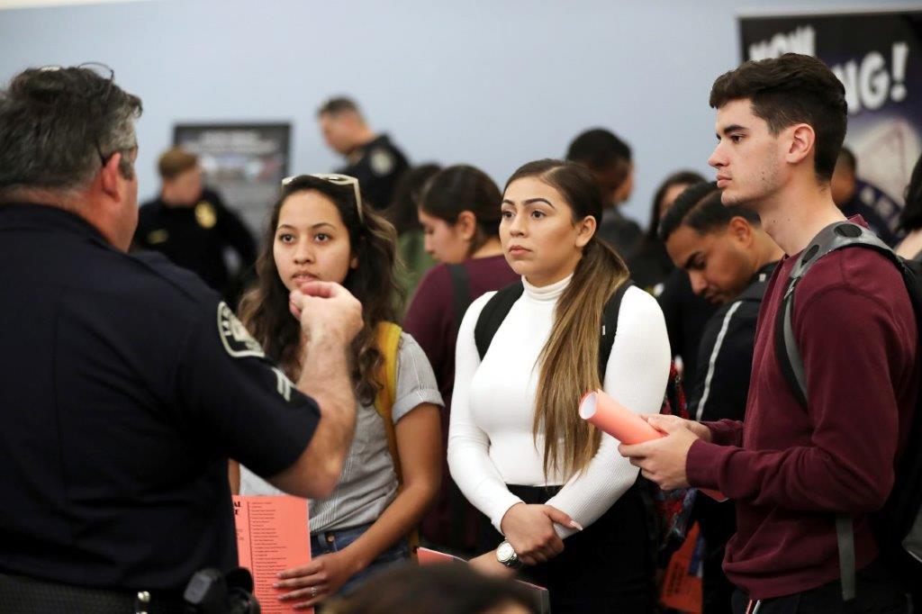 Criminal Justice Career Fair 2019_5