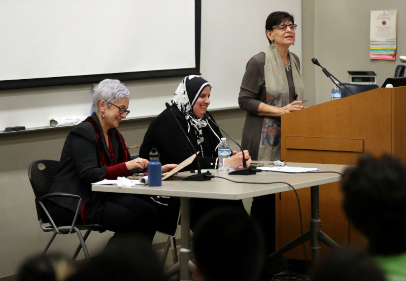 Gender, Race, & Sexuality Panel - 14