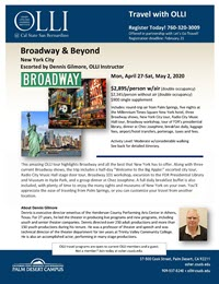 Broadway flyer image page 1