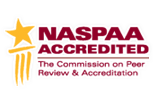 NASPAA Accredited, The Commission on Peer Review & Accreditation