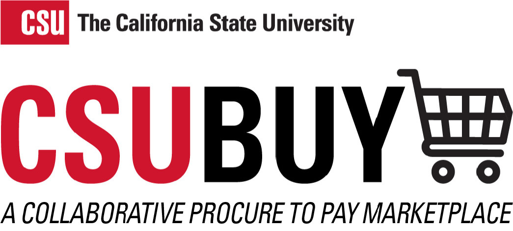 CSUBuy logo with shopping cart