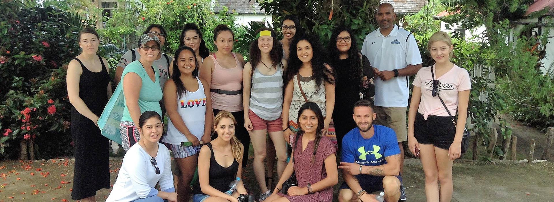 Study Abroad CSUSB Jamaica
