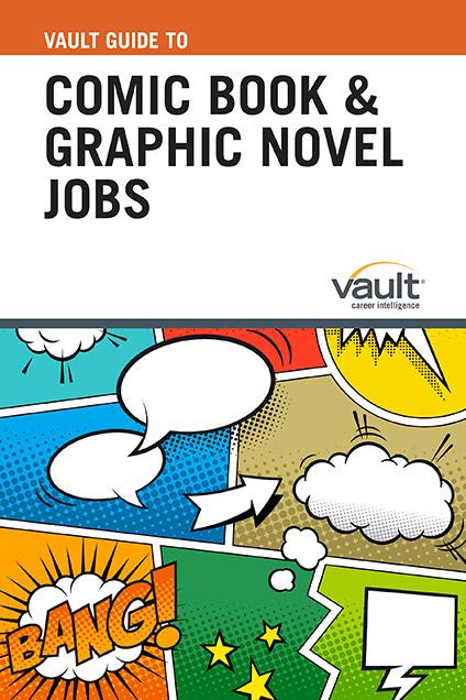 Comic Book & Graphic Novel Jobs