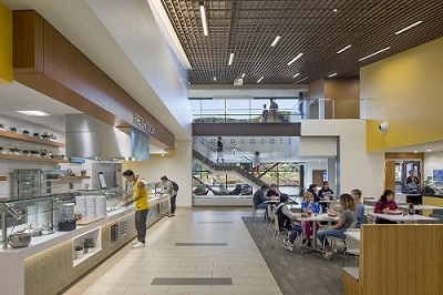 Coyote Commons Dining Hall