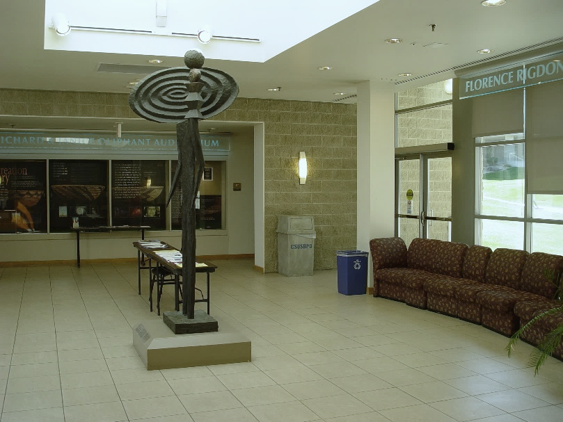 Florence Riddon Hall, Rogers Gateway Lobby