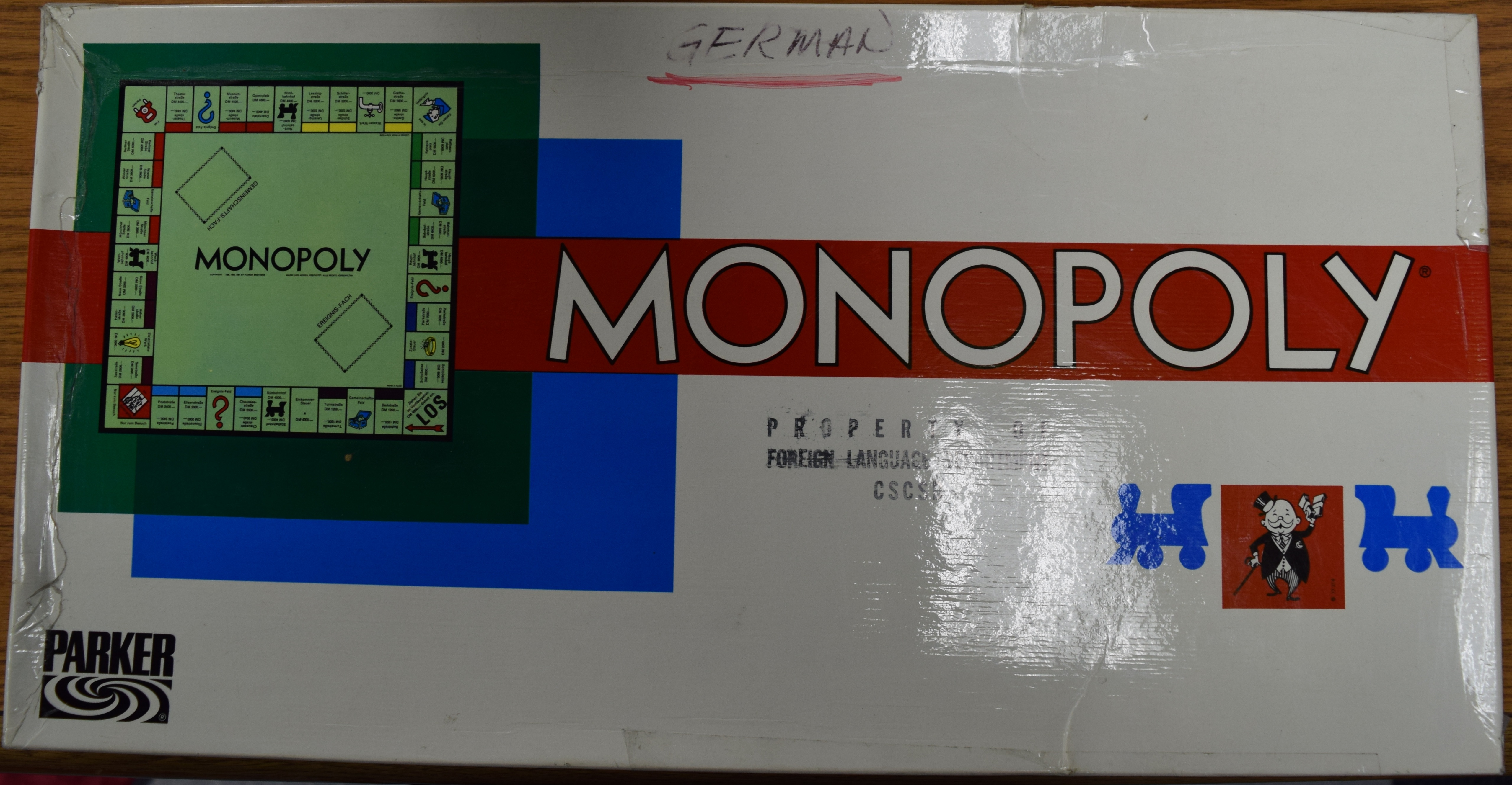 German Monopoly
