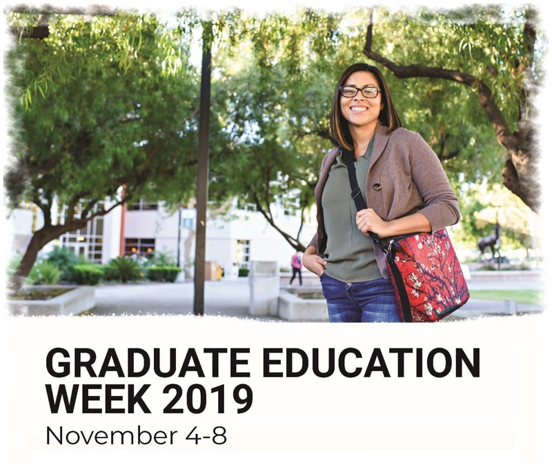 Graduate Education Week 2019