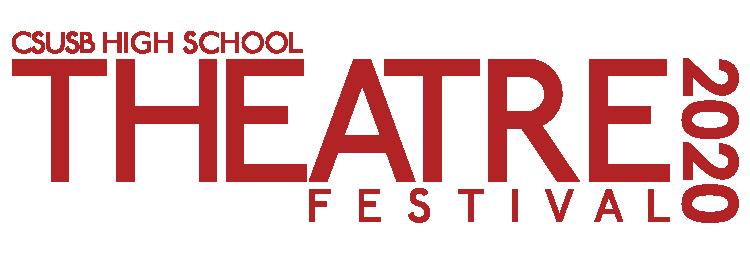 High School Theatre Festival Logo