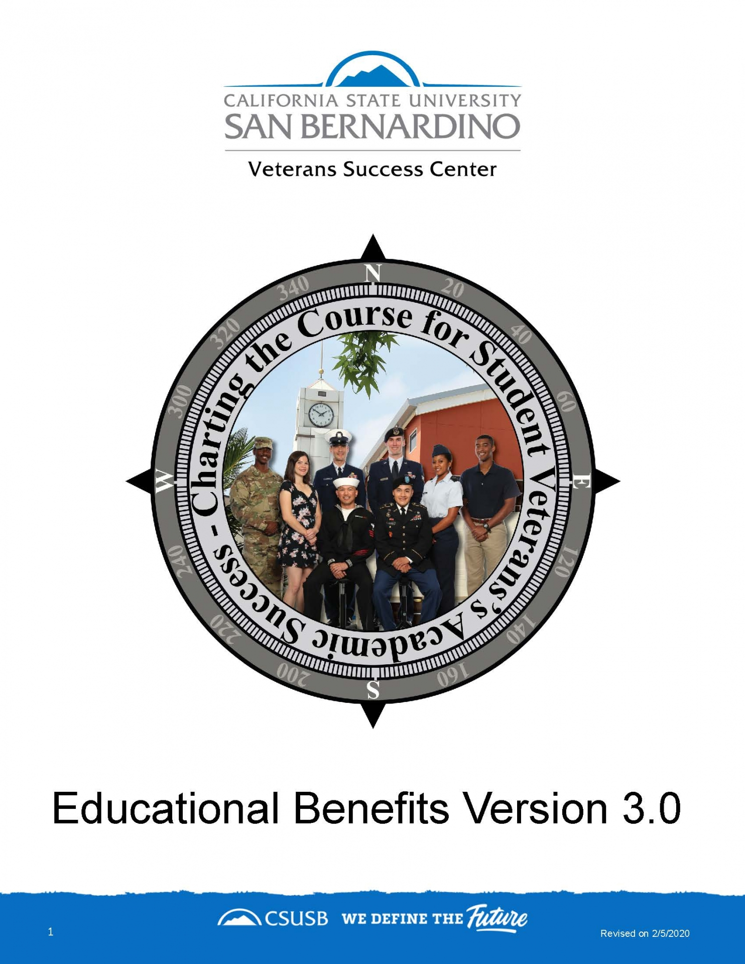 Educational Benefits Version 3.0 Click Here