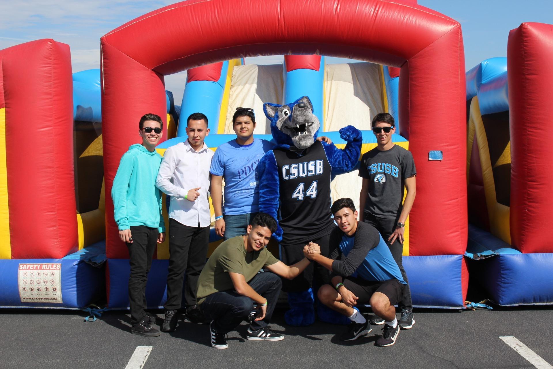 Student event photo
