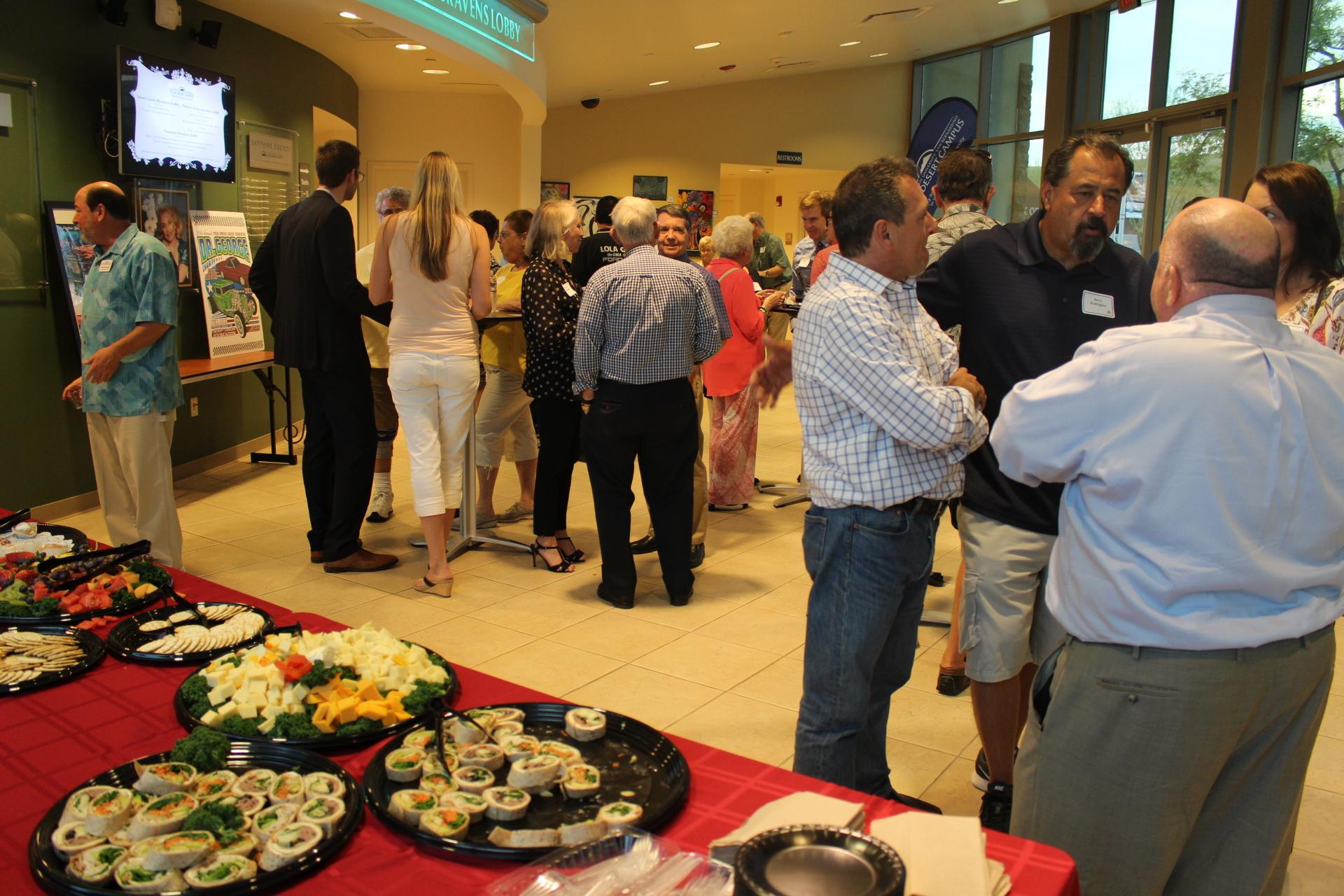 Associates event photo