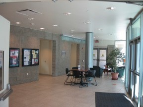 Indian Wells Center for Educational Excellence Lobby