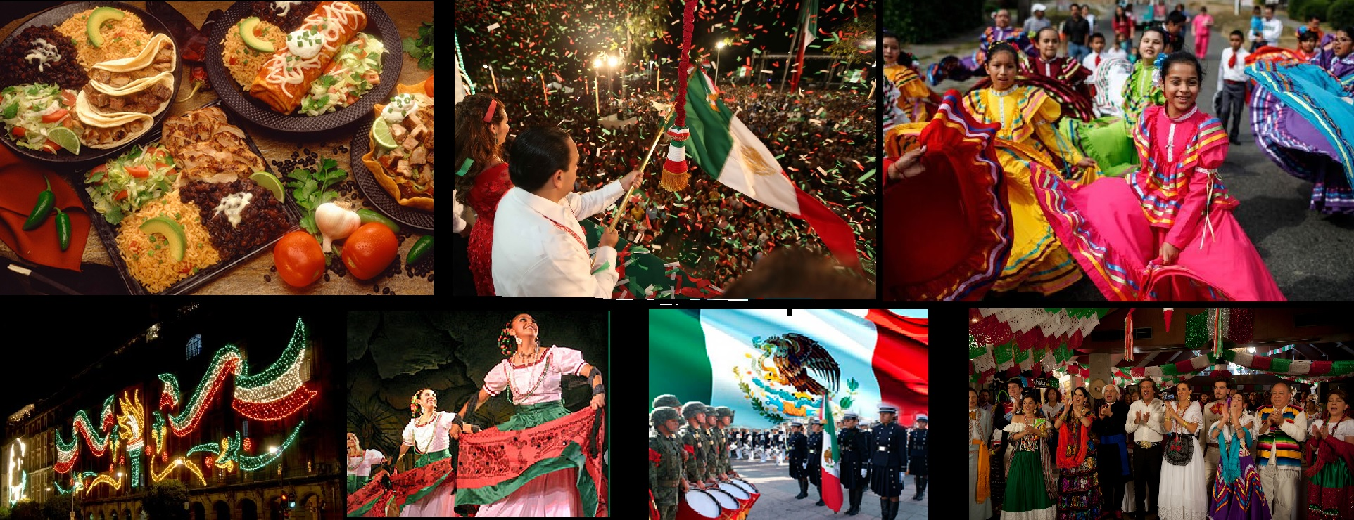 Grito - Mexican Independence Day