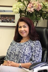 Madrina de Honor - Lilian Esther Hernandez