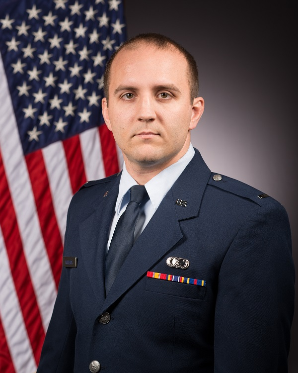 1st Lieutenant Nick Aguilera - Recruiting Flight Commander