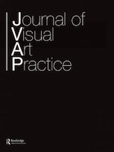 Journal of Visual Art Practice, Vol. 9, edited by Matthew Poole