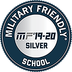 2019 Best Military Friendly College Award