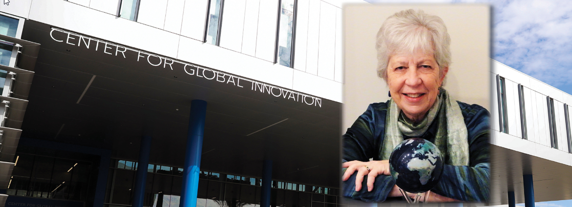 ACE Internationalization Lab advisor Susan Sutton visits CSUSB