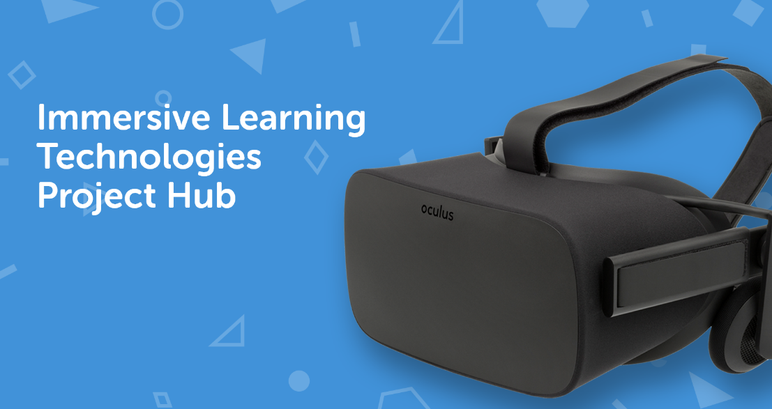 Immersive Learning Technologies Project hub