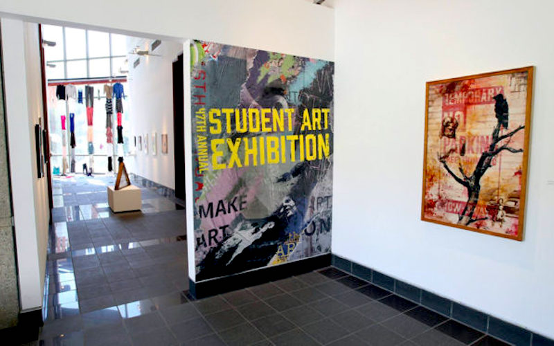 47th Annual Student Art Exhibition at RAFFMA, June 2017