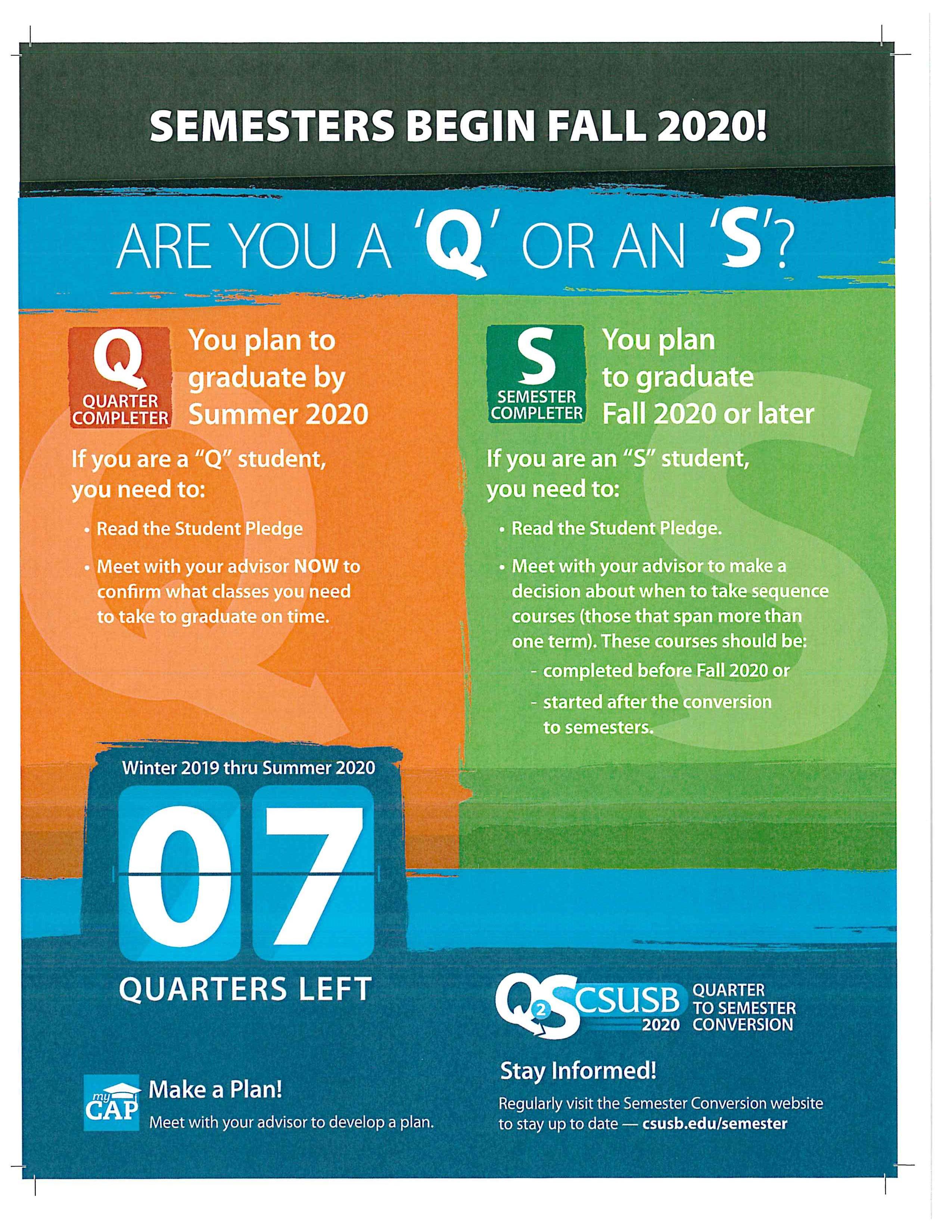 Q 2 S flyer