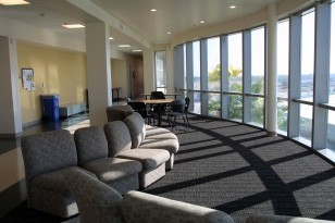 3rd floor reception