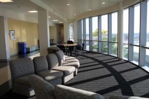 Rogers Gateway third floor reception area