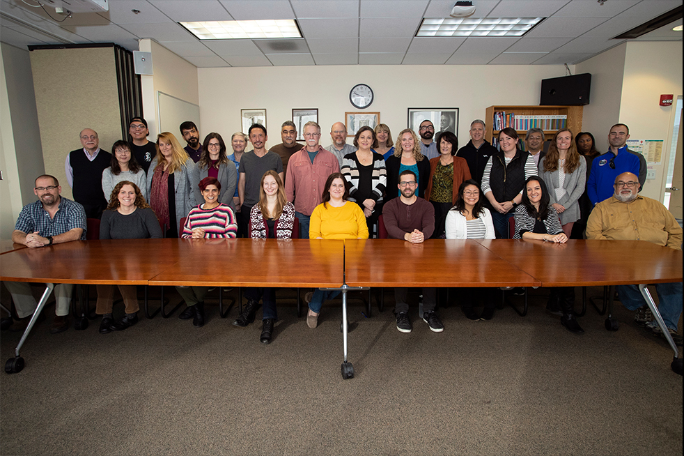 Fall 2019 Department Photo