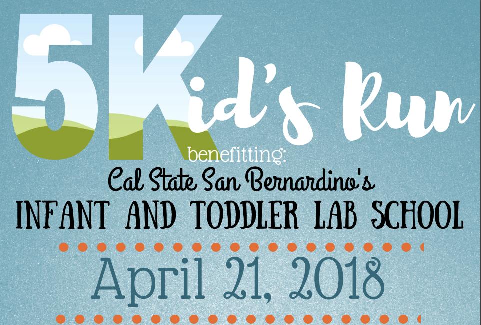 5K Kids Run Flyer