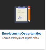 myCoyote Employment Opportunities