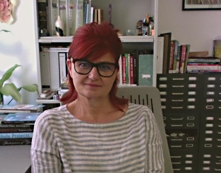 Teodora Bozhilova-Visual Resource Specialist