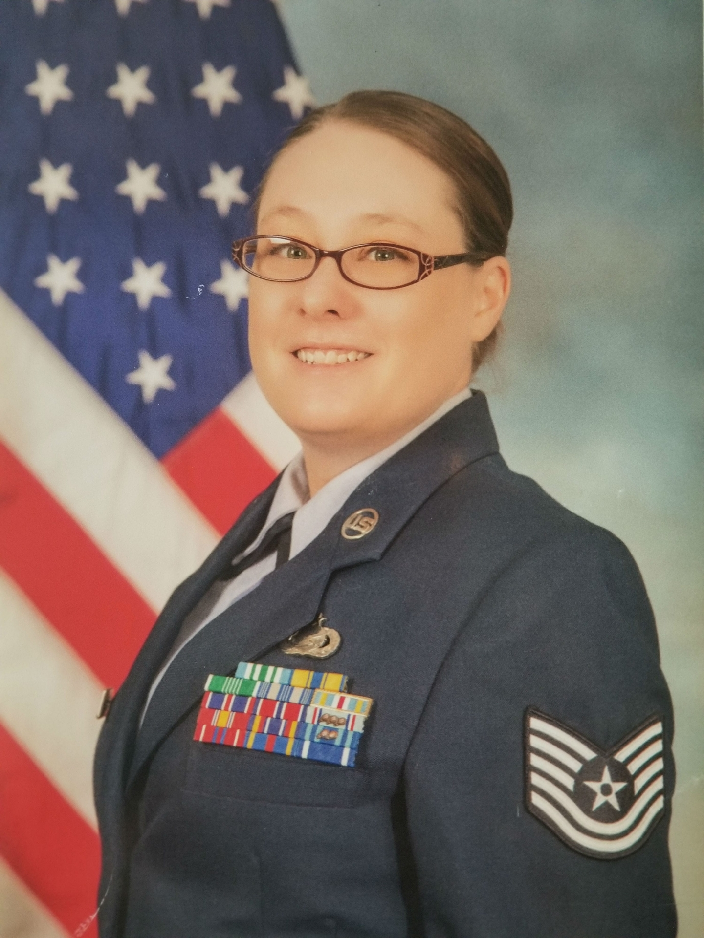 Technical Sergeant Jessica Gates - NCOIC, Personnel