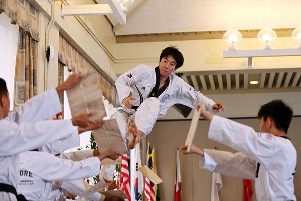 Asian Studies Taekwondo