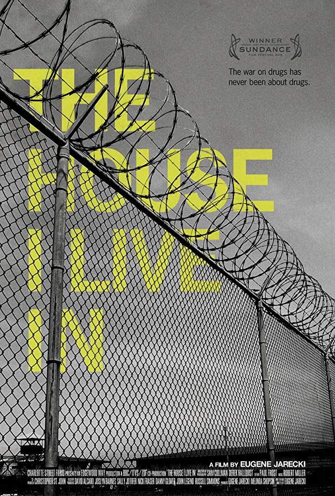 Released in 2012, director Eugene Jarecki's film takes a look at 40 years of America's war on drugs, and the social and racial inequality of the criminal justice system.