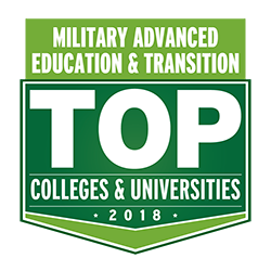 Top Military Education College 2018 Award