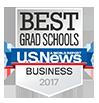 Best Grad Schools, Business 2017, U.S. News