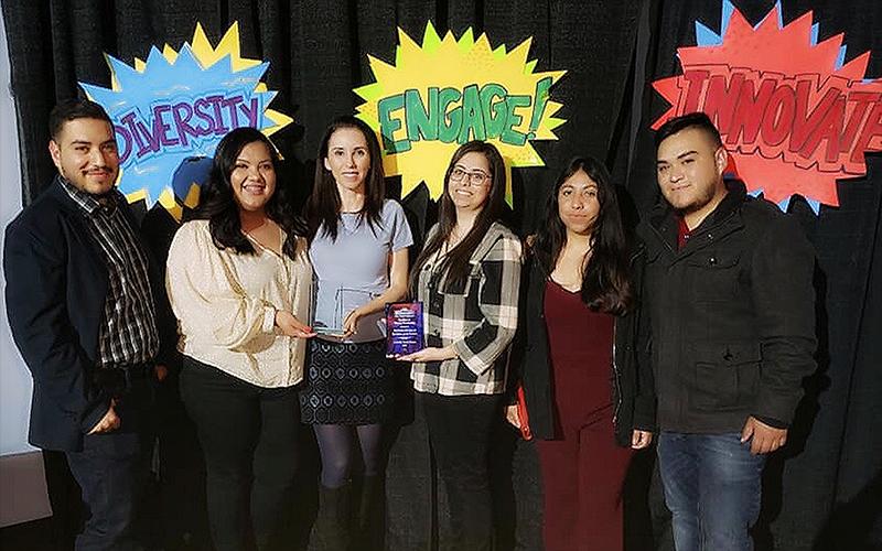 Acto Latino receives award