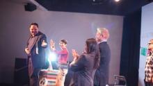 Acto Latino Play Scene