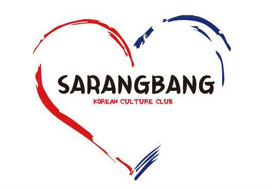Sarangbang Korean Club Logo