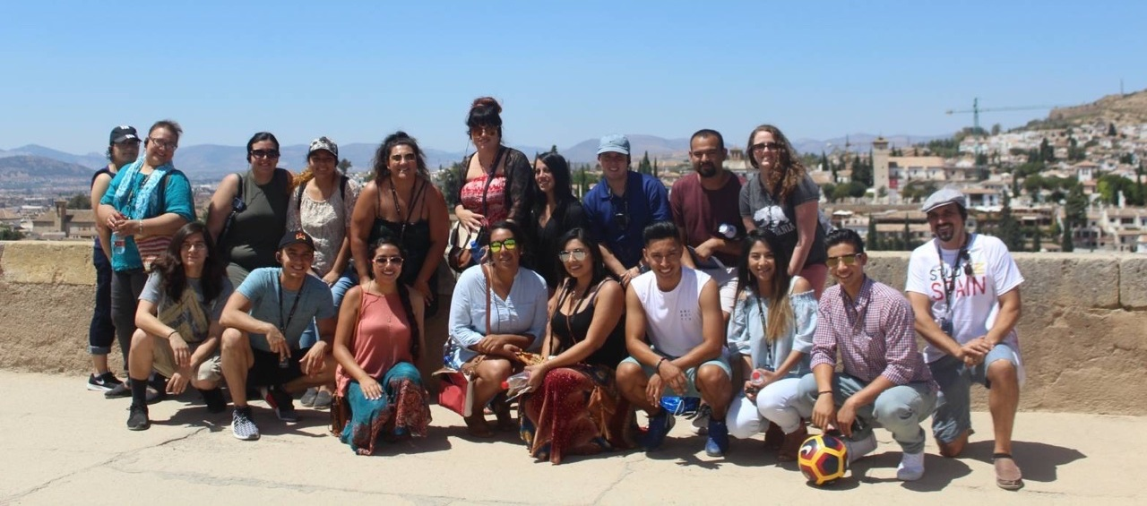 2017 Group in the Mediterranean Studies Academy