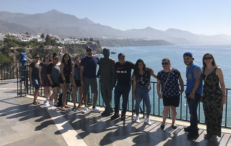 2019 Cohort in Spain