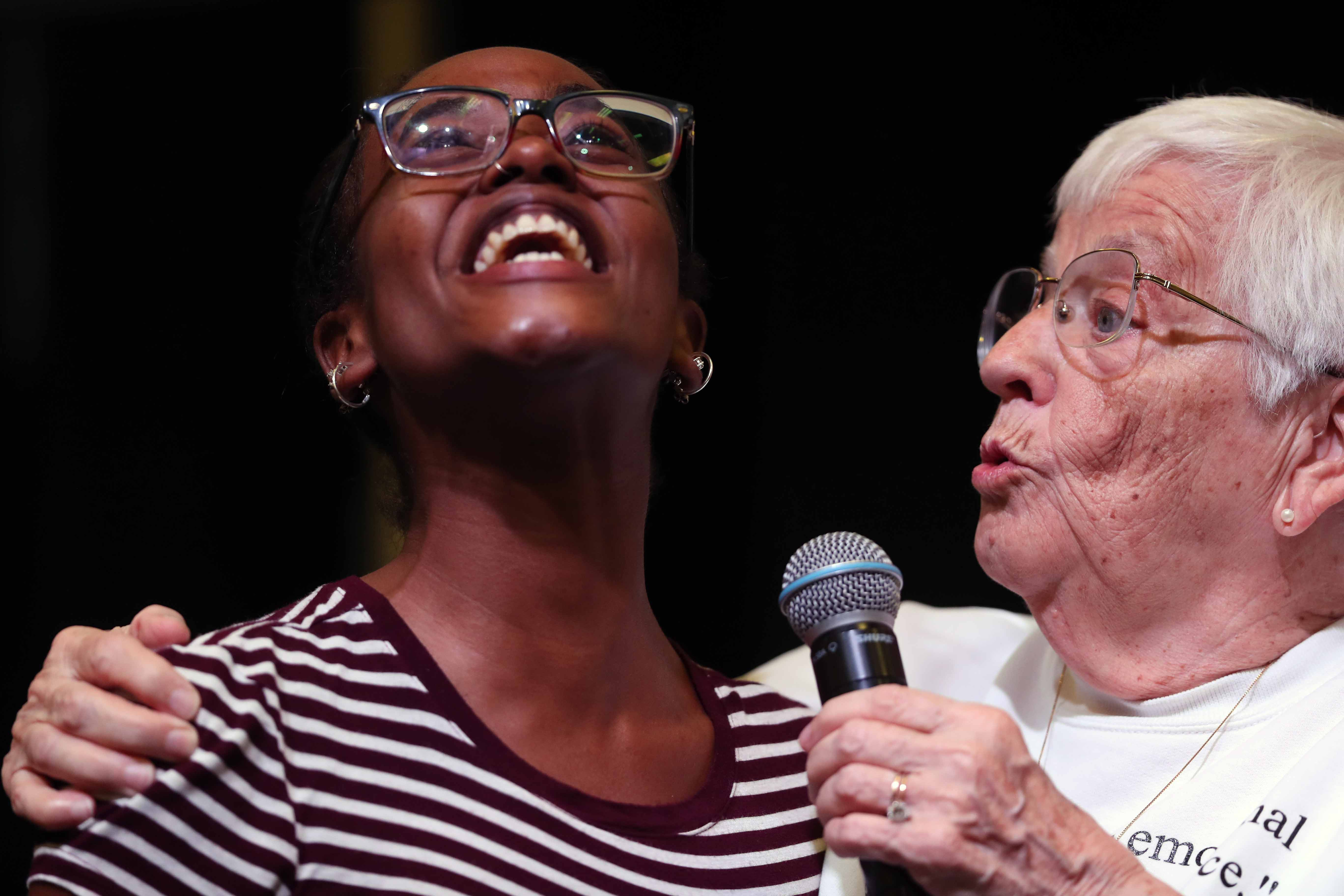 'Jane Elliot on Race and Racism' presented at CSUSB