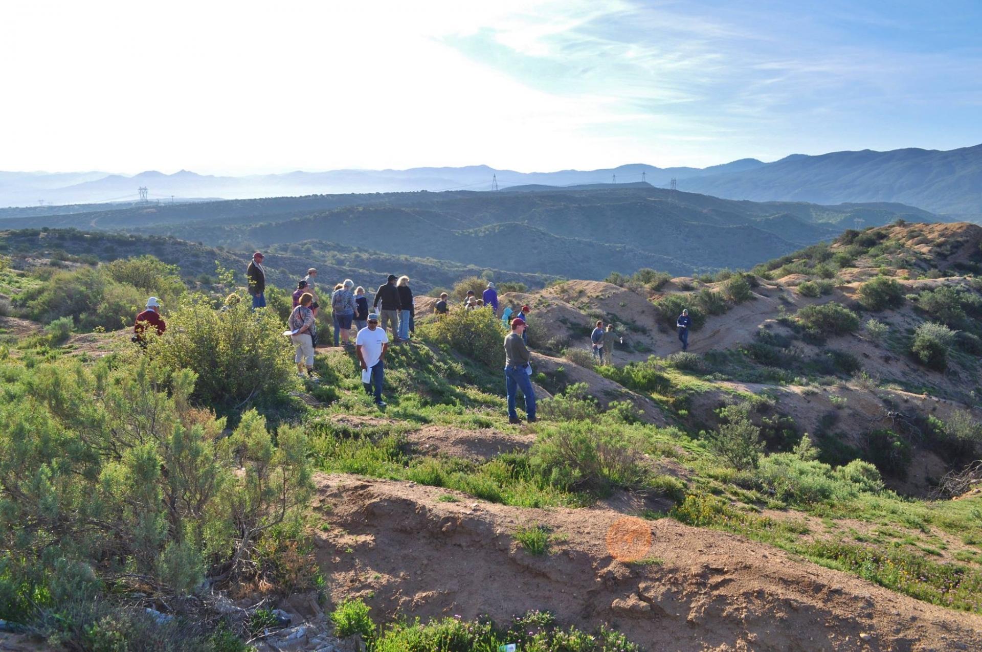 Exploring the Cajon Pass img