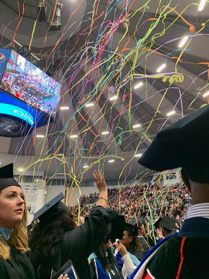 Commencement Fall 2019