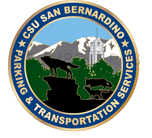 CSU San Bernardino * Parking & Transportation Services