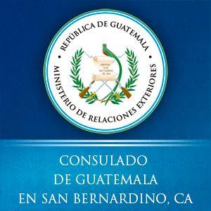 Consulado De Guatemala En San Bernardino