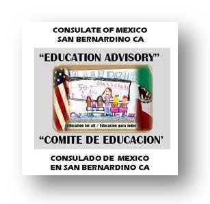 Consulate education advisory Logo
