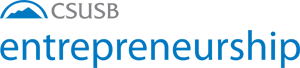 CSUSB Entrepreneurship Logo